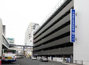 天満屋第1駐車場